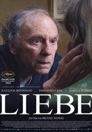 """Filmplakat für """"Liebe"""""""