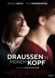 """Filmplakat für """"Draußen in meinem Kopf"""""""