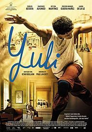 """Movie poster for """"YULI"""""""