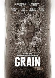 "Movie poster for ""GRAIN"""