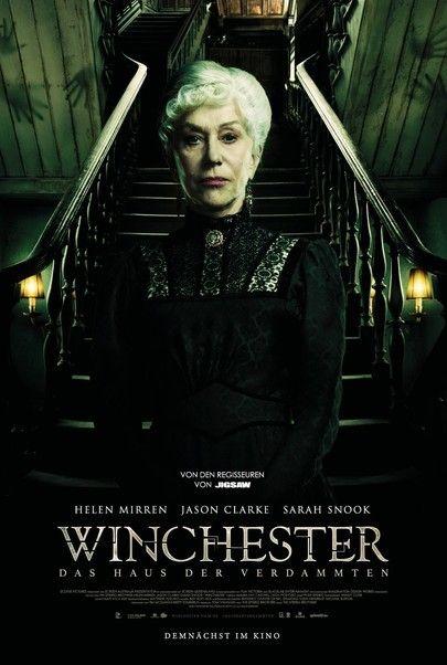 """Filmplakat für """"Winchester: Das Haus der Verdammten"""""""