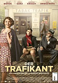 """Movie poster for """"THE TOBACCONIST"""""""