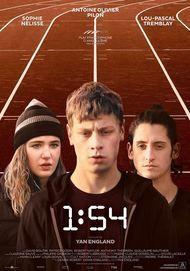 """Filmplakat für """"1:54"""""""