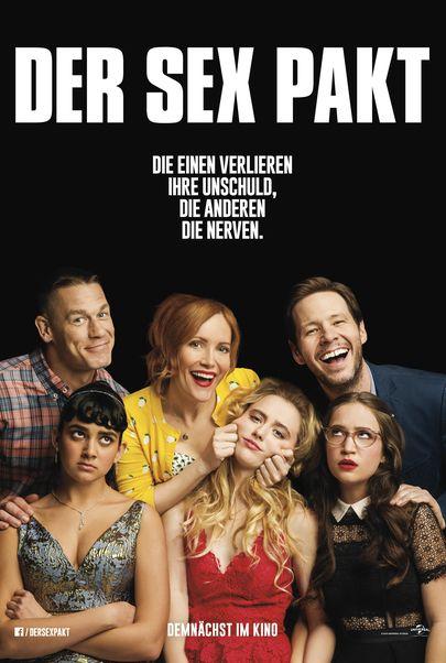 """Filmplakat für """"Der Sex Pakt"""""""