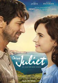 """Filmplakat für """"Deine Juliet"""""""