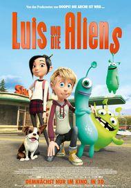 """Filmplakat für """"Luis und die Aliens"""""""