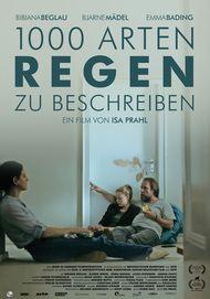 """Filmplakat für """"1000 Arten Regen zu beschreiben"""""""
