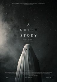 """Movie poster for """"A GHOST STORY"""""""