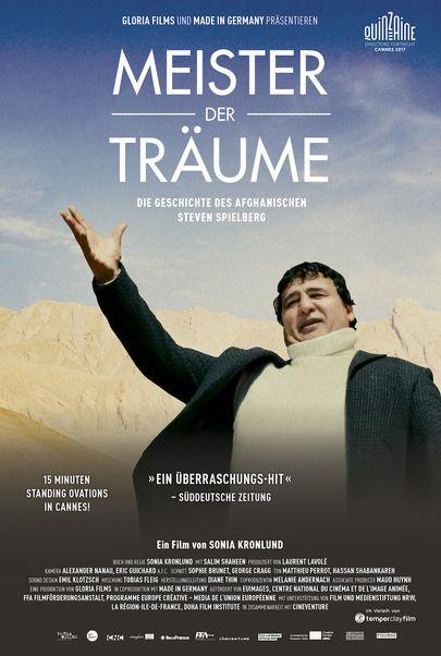 """Filmplakat für """"Meister der Träume"""""""