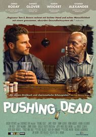 "Movie poster for ""Pushing Dead"""
