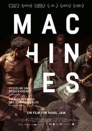 """Filmplakat für """"Machines"""""""