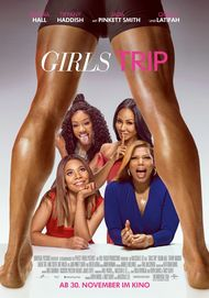 """Movie poster for """"GIRLS TRIP"""""""