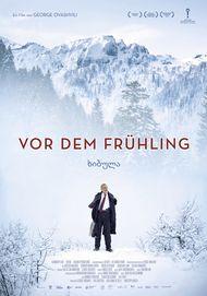 """Filmplakat für """"Vor dem Frühling"""""""