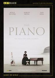 """Filmplakat für """"Das Piano"""""""
