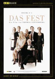 """Filmplakat für """"Das Fest"""""""