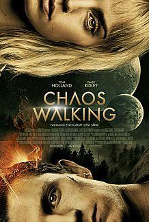 """Filmplakat für """"CHAOS WALKING"""""""