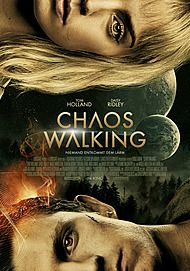 """Movie poster for """"CHAOS WALKING"""""""