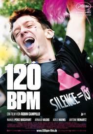 """Filmplakat für """"120 BPM"""""""