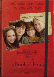 """Movie poster for """"THE BOOK OF HENRY"""""""
