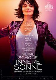 """Filmplakat für """"Meine schöne innere Sonne - Isabelle und ihre Liebhaber"""""""