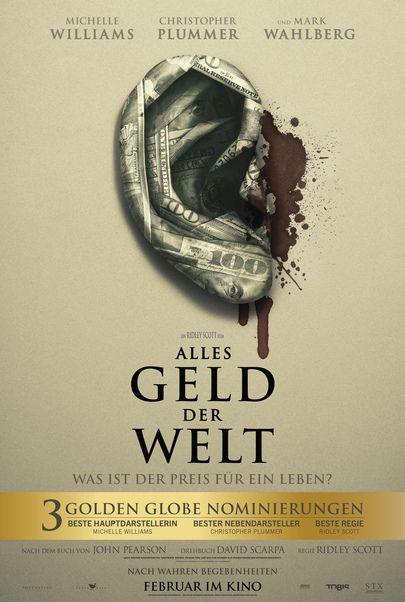 """Filmplakat für """"Alles Geld der Welt"""""""