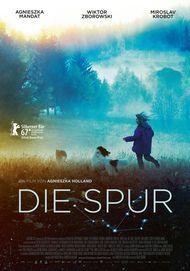 """Filmplakat für """"Die Spur"""""""