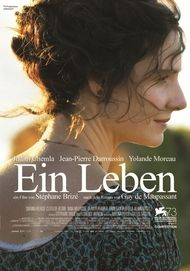 "Movie poster for ""UNE VIE"""