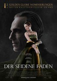 "Movie poster for ""PHANTOM THREAD"""
