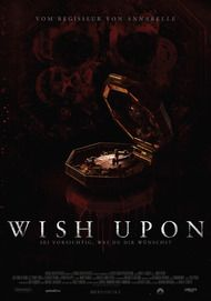 "Filmplakat für ""WISH UPON"""