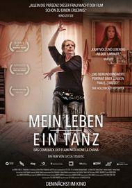 "Movie poster for ""La Chana"""