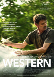 """Movie poster for """"WESTERN"""""""