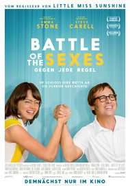 "Filmplakat für ""Battle of the Sexes - Gegen jede Regel"""