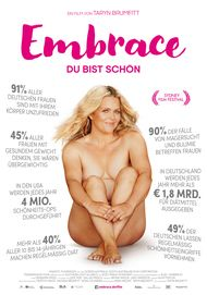 """Filmplakat für """"Embrace - Du bist schön"""""""