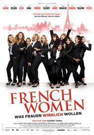 """Filmplakat für """"French Women - Was Frauen wirklich wollen"""""""