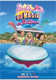 """Filmplakat für """"Barbie - Die Magie der Delfine"""""""