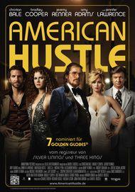 """Filmplakat für """"AMERICAN HUSTLE"""""""