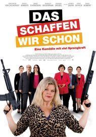 """Filmplakat für """"Das schaffen wir schon"""""""