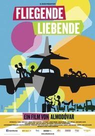 """Filmplakat für """"Fliegende Liebende """""""