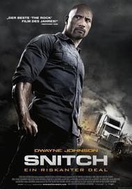 """Filmplakat für """" Snitch - Ein riskanter Deal """""""