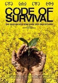 """Filmplakat für """"Code of Survival - Ein Film von Bertram Verhaag"""""""