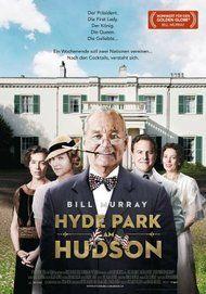 "Filmplakat für ""Hyde Park am Hudson """