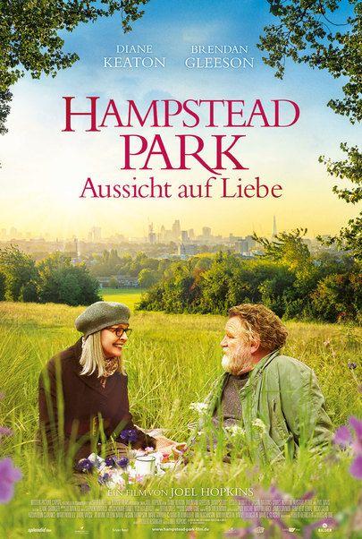 """Filmplakat für """"Hampstead Park - Aussicht auf Liebe"""""""