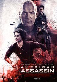 "Filmplakat für ""American Assassin"""
