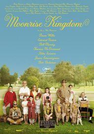 "Filmplakat für ""Moonrise Kingdom"""