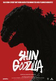 "Filmplakat für ""Shin Godzilla"""