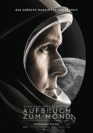 """Filmplakat für """"Aufbruch zum Mond"""""""