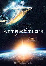 """Filmplakat für """"Attraction"""""""