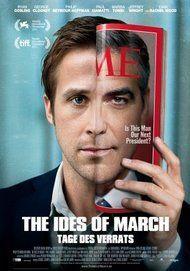 "Filmplakat für "" The Ides of March - Tage des Verrats """