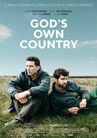"""Filmplakat für """"GOD'S OWN COUNTRY"""""""