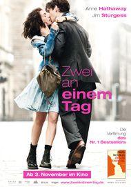 """Filmplakat für """"Zwei an einem Tag """""""